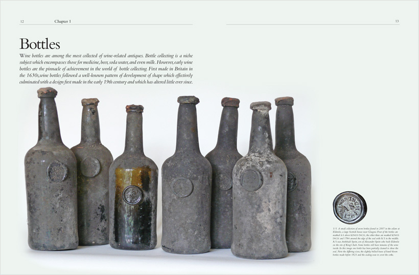 A sample page from Chapter 1: Bottles