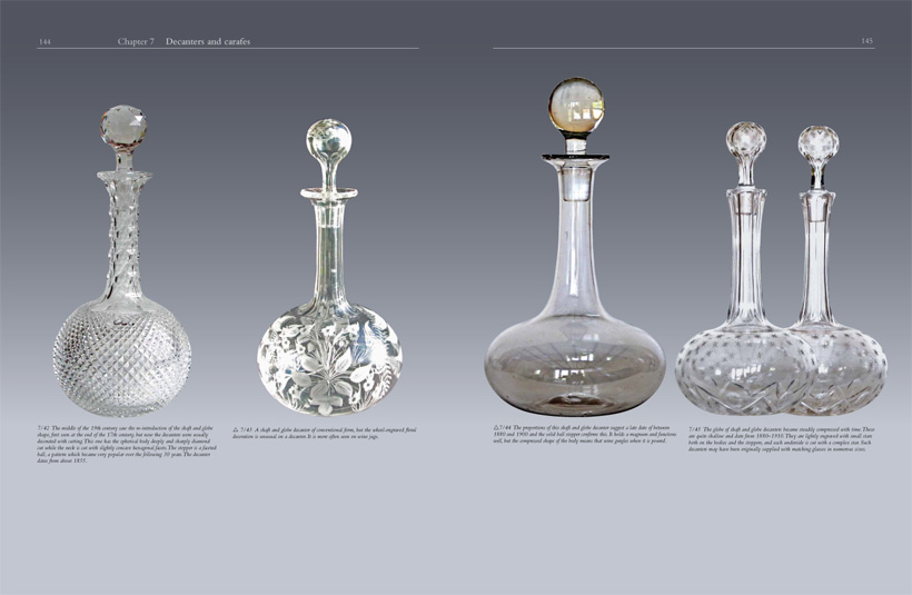 A sample page from Chapter 7: Decanters